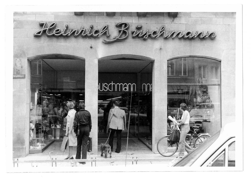 Buschmann City 1960